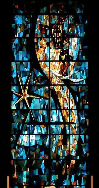 Bethlehem window