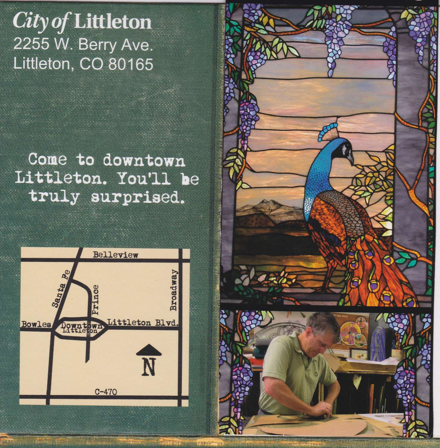 City of Littleton brochure