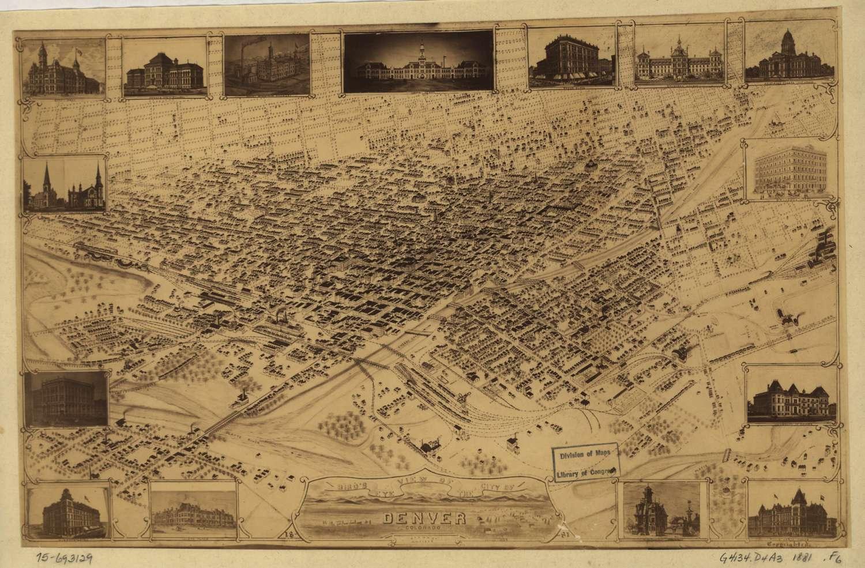 Denver 1881