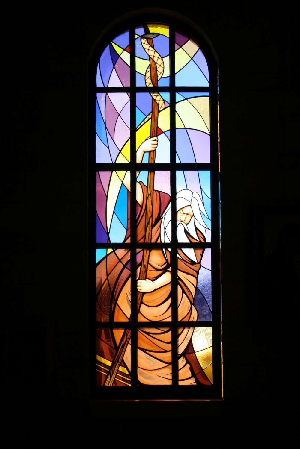 Moses window