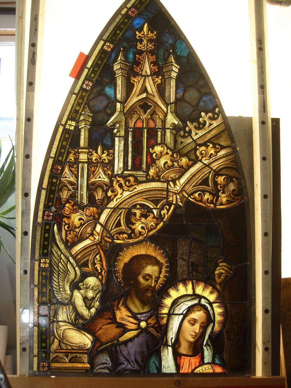 Mary & Joseph