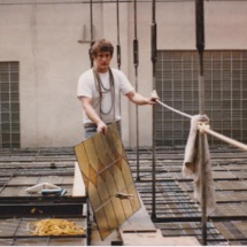 Phil in 1985